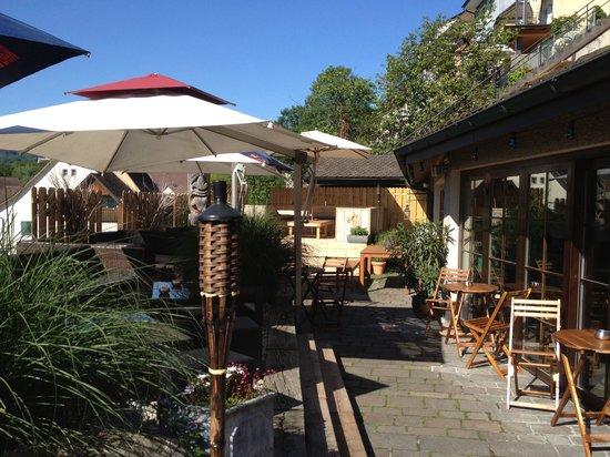 Stiefelchnächt Bar Lounge: Sommer