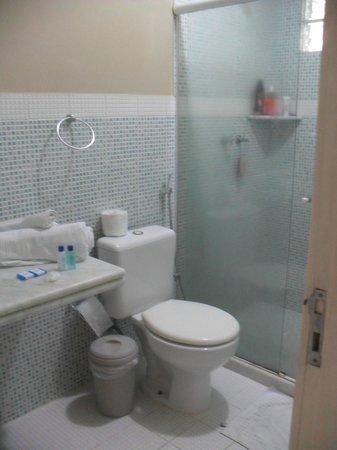 Hotel Don Quijote: Banheiro