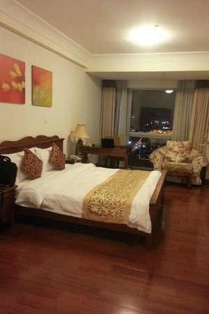 Jitian Internation Service Apartment : Room 2