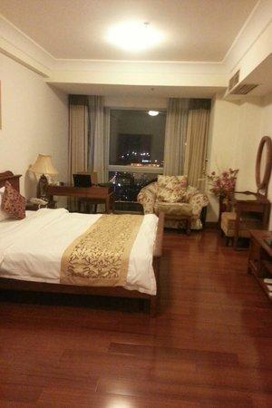 Jitian Internation Service Apartment : Room 1