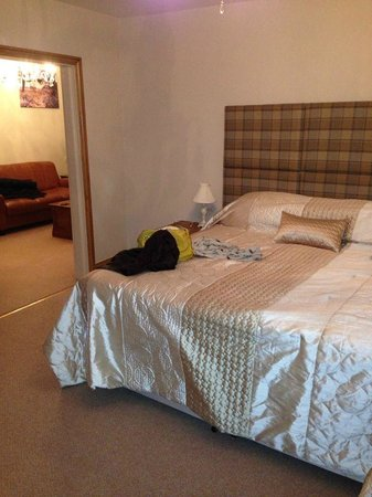 Ox Pasture Hall Hotel: bedroom
