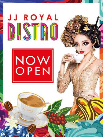 JJ Royal Bistro: JJ Royal Brasserie is now open!