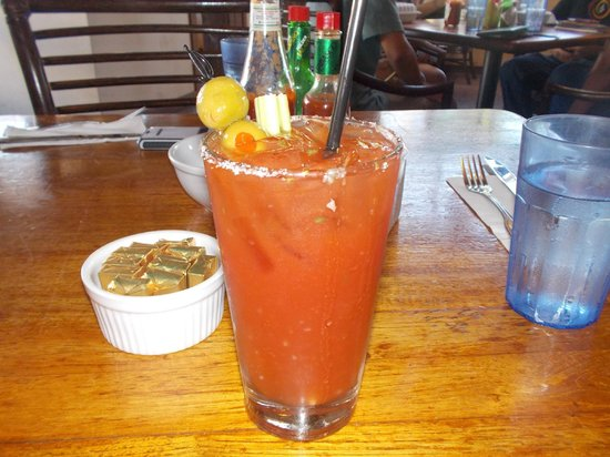 Charley's Restaurant: My master creation @ Charley's in Paia