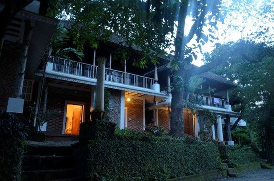 Hotel Ambadi : general view