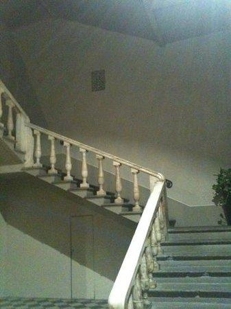 Palazzo Galletti: interno del palazzo