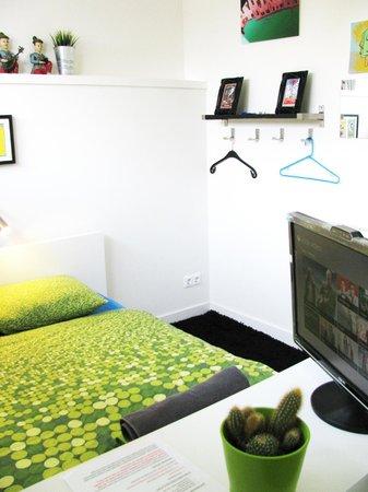 La Corte Sconta: The Green Room