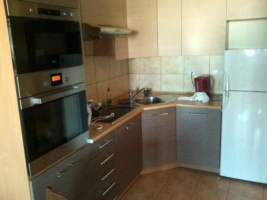 Apartamenty Sun&Snow Lucka: Кухня