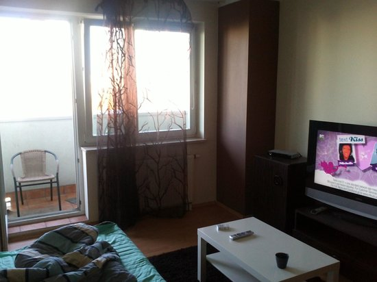 Apartamenty Sun&Snow Lucka: гостиная