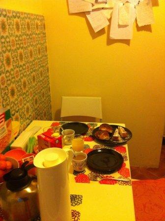 B&B Lady Florence: Cucina