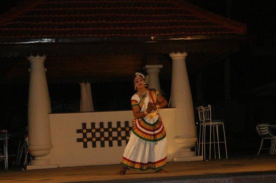 Taj Malabar Resort & Spa Cochin : Evening dance show