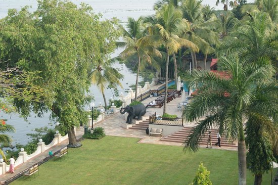 Vivanta by Taj - Malabar: Room view
