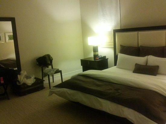 Provident Doral at The Blue Miami: suite king - muito boa