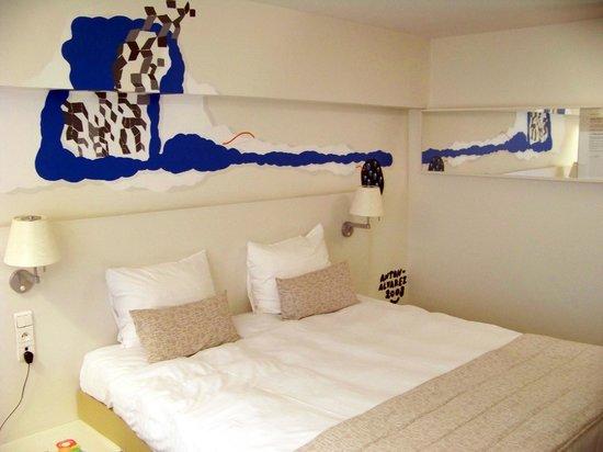 Hotel BLOOM!: Stanza numero 817