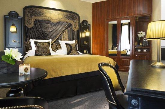 Le Belmont Hotel : Chambre Deluxe