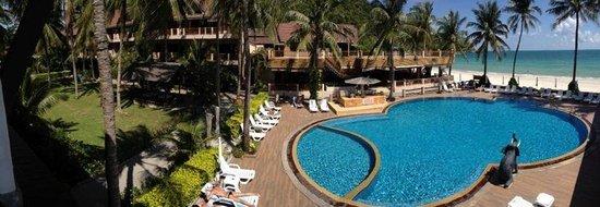 Phangan Bayshore Resort: the hotel