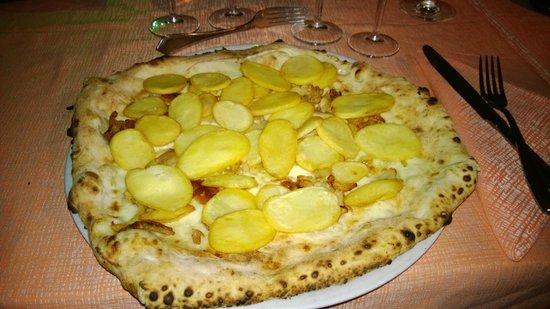 I Mascalzoni latini: Pizza Kebeb