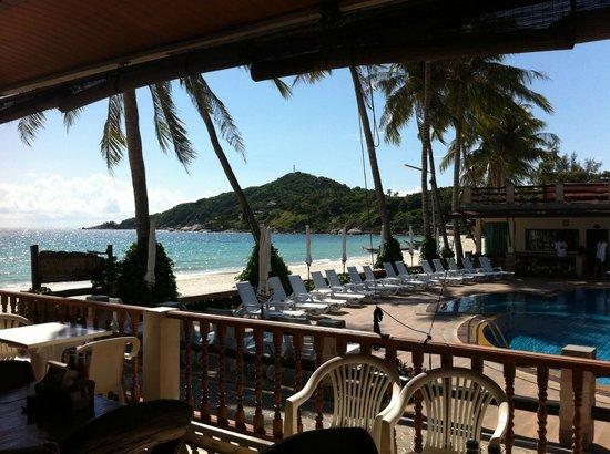 Phangan Bayshore Resort: dining room