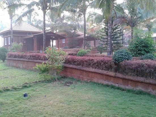 Heritage Resort: cottages
