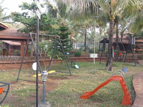Heritage Resort: play area