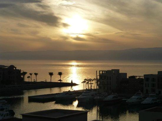 Marina Plaza Hotel Tala Bay : The view from room 4307