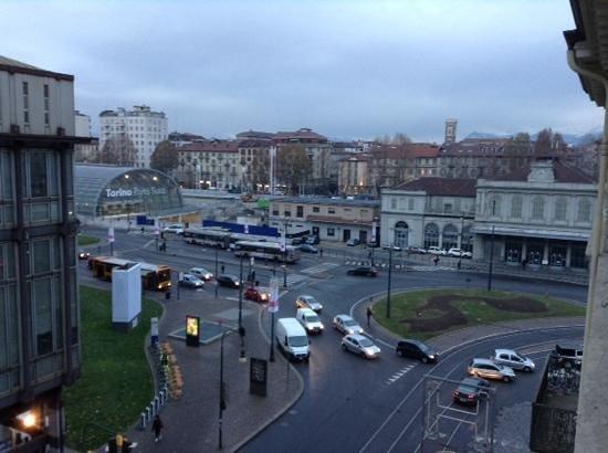 Hotel Dock Milano: vista dalla camera