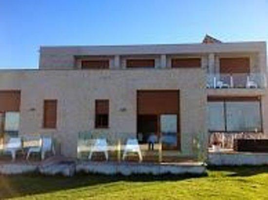 Hotel Mar da Ardora : Front