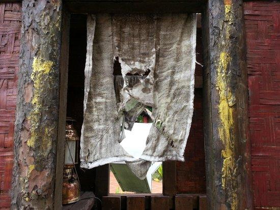 Green Village Langkawi : ENTREE DE L HOTEL