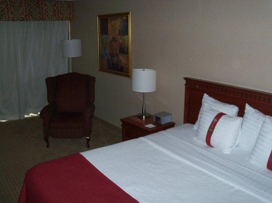 Holiday Inn Cambridge: Room