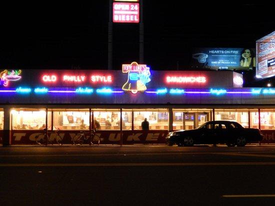 Tony Luke's Old Philly Style Sandwiches : Tony Luke's