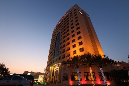 Mercure Grand Hotel Seef : Hotel (4)