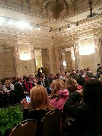 Grand Hotel Baglioni Firenze: Sala Machiavelli