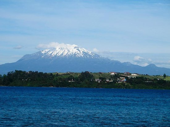 Hotel Cumbres Puerto Varas: Room with a View