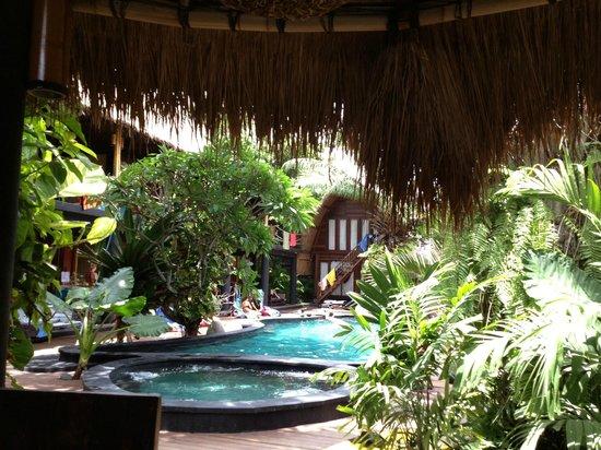 The Green Room Seminyak: that tropical oasis
