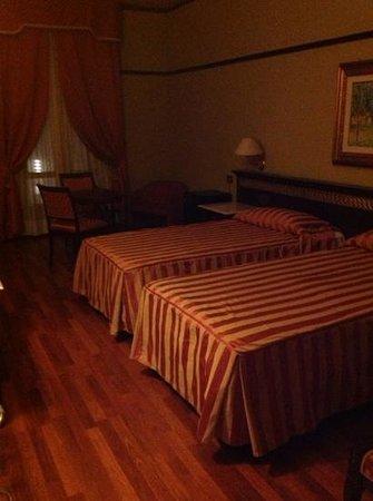 Politeama Palace Hotel: le camere