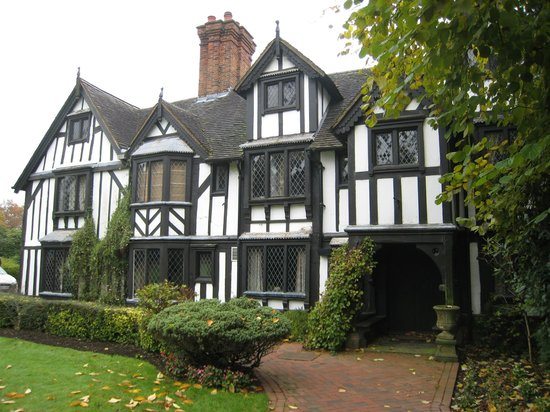 Nailcote Hall Hotel and Golf Club: The oldest part of Nailcote Hall