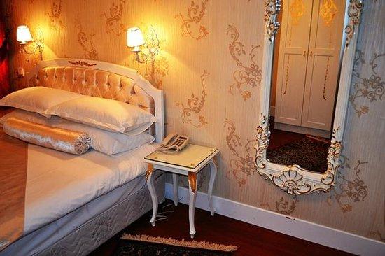 Alyon Hotel: Oda