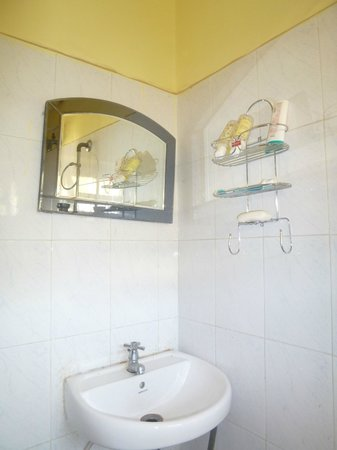 Ayushman Ayurveda Cottage: Bathroom