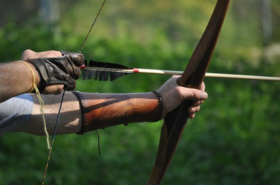 Archery-Club-Algarve: Traditionelles Bogenschießen