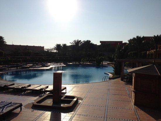 Sharm Grand Plaza: бассейн