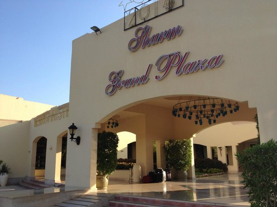 Sharm Grand Plaza: отель