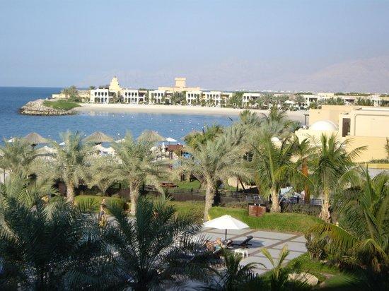 Hilton Ras Al Khaimah Resort & Spa : Vue sur villas