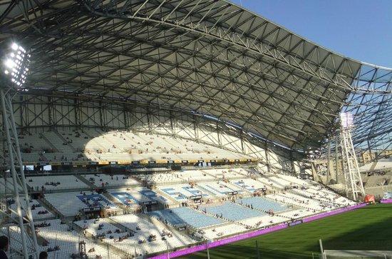 Stade Velodrome: Octobre