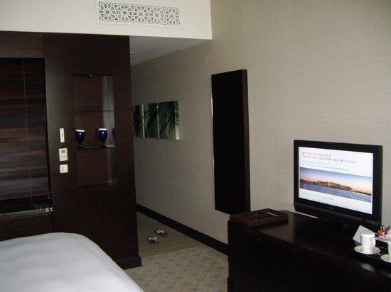 Hilton Ras Al Khaimah Resort & Spa : Chambres spacieuses