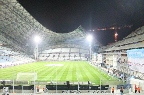 Stade Velodrome: Novembre