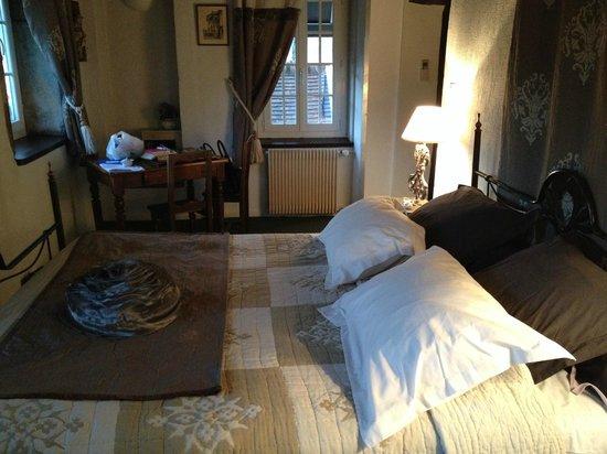 Moulin d'Hauterive : Suite romantique