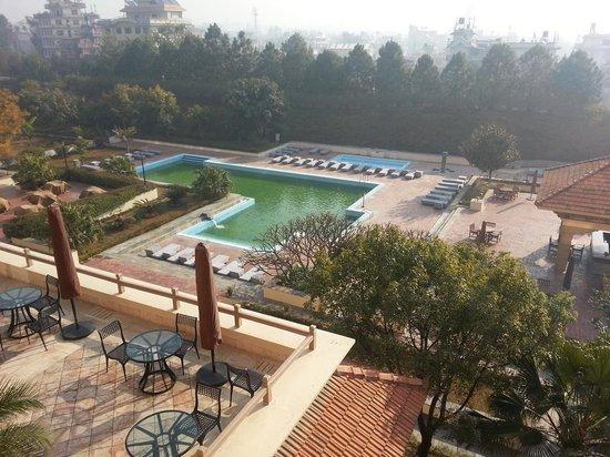 Hyatt Regency Kathmandu : 외부