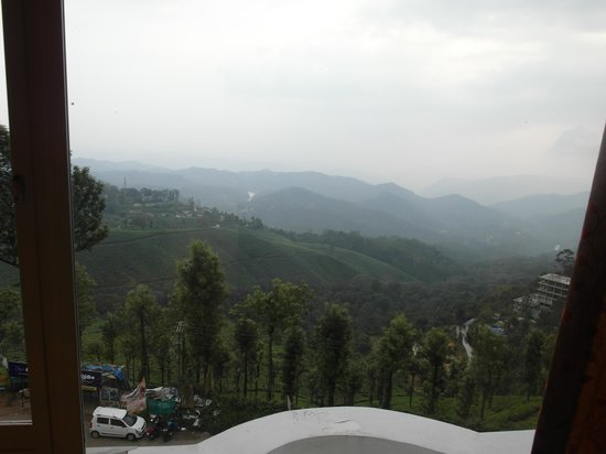 Misty Mountain Resort: View from Balcony