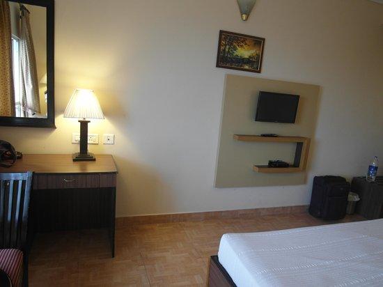 Pallivasal, India: Room View 2