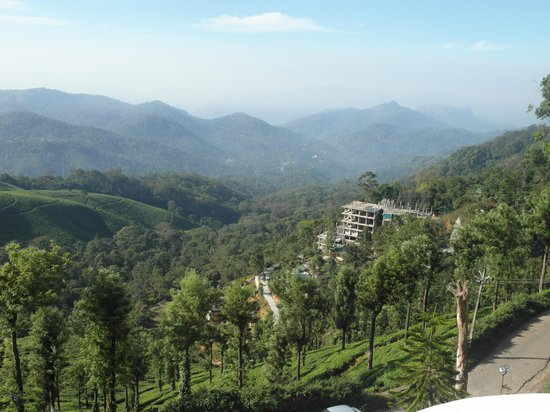 Misty Mountain Resort: Valley View
