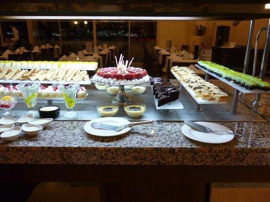 Crystal Paraiso Verde Resort & Spa: de magnifiques buffets